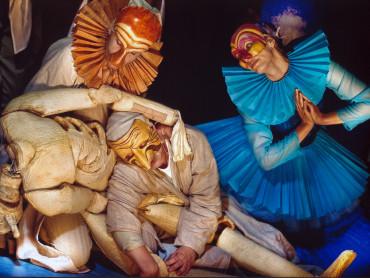 Pinocchio in Love opera tour